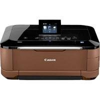 Canon Pixma MG8120B Wireless Inkjet Photo All-in-One Printer with Intelligent Touch System, 3.5in LCD, 9600 x 2400 dpi Color Print Resolution - Brown Finish by CANON