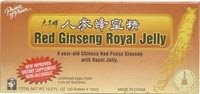 Alcohol Red Ginseng Chinese (Rd Ginseng/Royal Jelly 10x10cc Chinese Red Ginseng)