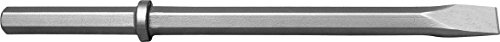 Champion Chisel, 1-1/4 by 6-Inch Hex Shank, 14-Inch Long Narrow Chisel -Designed for 60lb & 90lb Pneumatic Hammers
