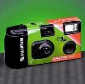 35mm QuickSnap Single Use Camera, 400 ASA
