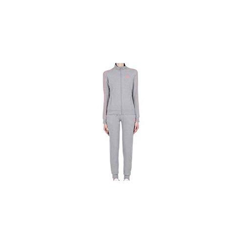 Grey L EMPORIO ARMANI Women's Tracksuit EA7 3YTV56 TJ31Z 3905 Grey Mel