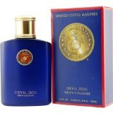 Parfumologie Us Marines Corps devil Dog Cologne Spray for Men, 3.4 Ounce