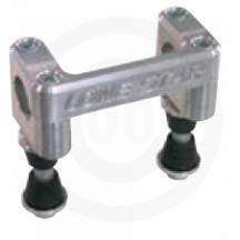 Lonestar Racing 21P11605 Wide Style Steering Stem Clamp Kit for 1-1/8