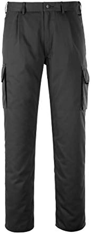 Mascot Orlando 00773-430 Originals - męskie spodnie robocze, kolor: czarny , rozmiar: 90C47: Odzież