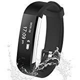 Fitness Tracker Damusy Smart Watch Bluetooth Pedometer Activity Waterproof Wristband with Sleep Monitor