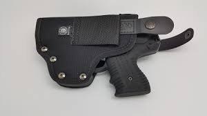 JPX 4 Shot Soft Cordura Holster- Gun not included by FireStorm