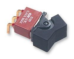 ROCKER SWITCH, SPDT, PCB E101J1ABE2 By C & K COMPONENTS E101J1ABE2-C & K COMPONENTS