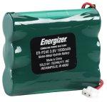Energizer ER-P240 Nickel-metal Hydride Cordless Phone - Battery Energizer Metal Phone