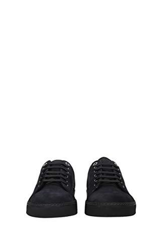 Camoscio Nero Sneakers Uomo Eu Lanvin fmskdbnlvenu aE6FFx