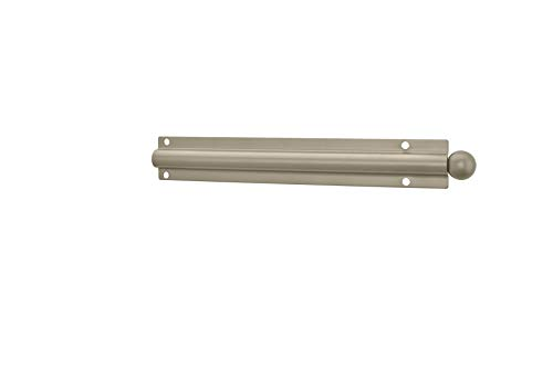 Out Pull Rod Garment - Rev-A-Shelf Standard Valet Rod - Satin Nickel - 12