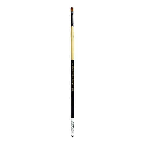 Dynasty Black Gold Series Long Handled Synthetic Brushes 2 bright 1526B by Dynasty