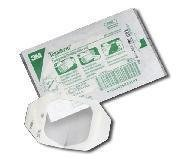 - Nexcare Tegaderm Transparent Dressing - 2-3/8 Inches X 2-3/4 Inches - 100