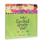 (My Second Grade Year ; A Keepsake Book ; Scrapbooking)