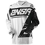 (Answer Racing A18 Syncron Men's Off-Road Motorcycle Jerseys - Grey/Black/Medium)