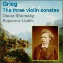 Three Violin Sonatas