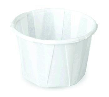 (CS) 1-Ouce Paper Souffl Cup