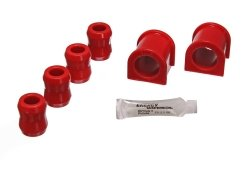 Dodge Energy Suspension Rear Bushings (ENERGY SUSPENSION 5-5167R 00-04 Durango Rear Sway Bar Bushing Set 15mm)