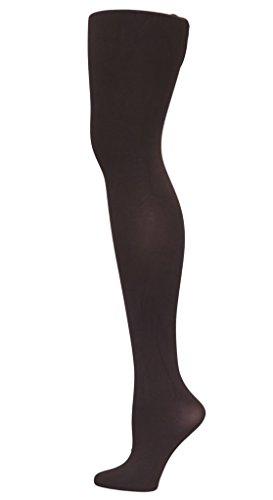 Aura Borealis Womens Ultrasoft Opaque Silky Microfiber Footed Tights by Aura Borealis (Image #2)