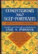 Confessions and Self-Portraits, Saul K. Padover, 0836910486