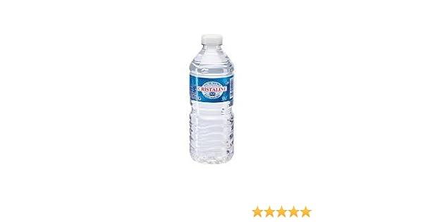 Botellas de agua de 33 cl Pack De 12 Unidades: Amazon.es: Alimentación y bebidas
