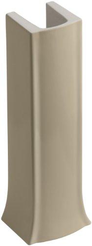 Mexican Pedestal (Kohler K-2357-33 Archer Pedestal Only, Mexican Sand)