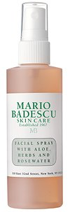 : Mario Badescu Facial Spray with Aloe, Herbs and Rosewater, 4 oz.