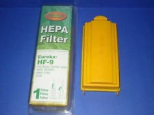 - EnviroCare Technologies Odor Neutralizing HEPA Filter with Activated Charcoal Eureka HF-9 # 60285F Fits Series S4100, 4300, 4400, SC4500, 4600, 5180, 5190