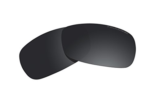 Polarized Lenses Replacement for Oakley Crosshair 2.0 Sunglasses (Stealth - Crosshair Oakley