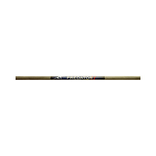 Carbon Express Predator Archery Arrow Shafts .500 Spine - 12 Pack -