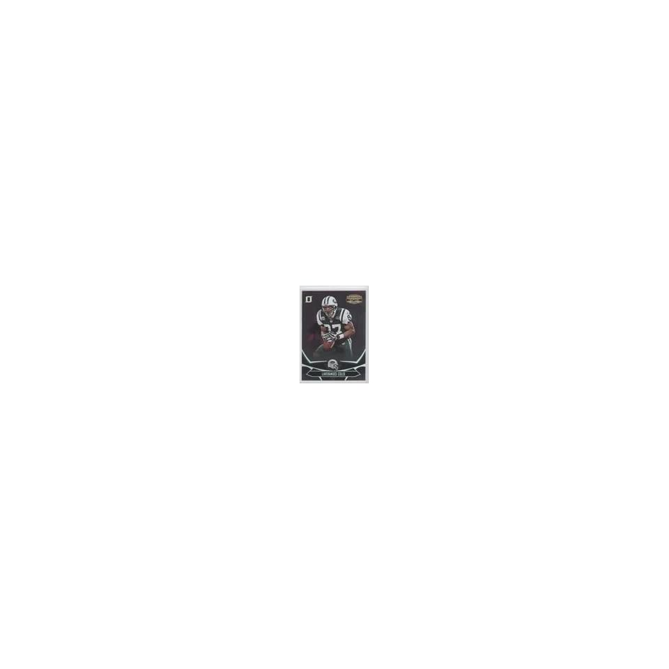 Laveranues Coles #91/250 (Football Card) 2008 Donruss Gridiron Gear Silver Os #69