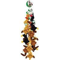 Holiday Skinneeez Bungee Rope, Color: ASSORTED by Ethical