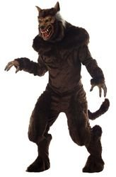 Morris mens Deluxe Werewolf Costume Standard 2017