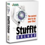 Aladdin Stuffit Deluxe - Aladdin Syst STUFFIT DELUXE FOR WINDOWS ( WSD8BX10 )