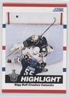 Stanley Cup Playoffs Highlight - Bigg Buff Crushes Canucks (Dustin Byfuglien) (Hockey Card) 2010-11 Score - [Base] - Glossy - Buff Off
