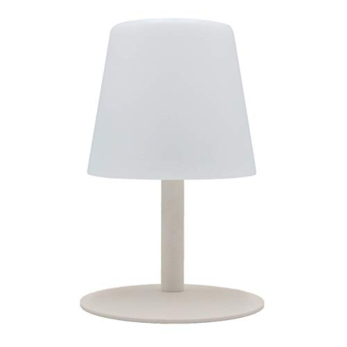 Lumisky lámpara de mesa de jardín Luz Blanca inalámbrica ...