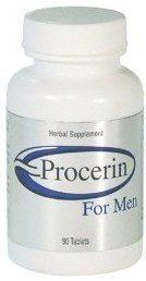 Procerin Tablets Hair Re Growth for Men, 6 - 90 tablet Bottles