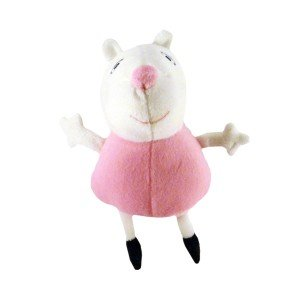 Peluches Peppa Pig 16cm Peppa Pig Suzy Sheep