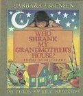 Who Shrank My Grandmother's House, Barbara Juster Esbensen, 0060218274