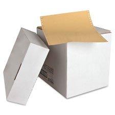 Computer Ppr,Multipart,4-Parts,9-1/2''x11'',900/CT,WE/YW/PK/GD, Sold as 1 Carton, 900 Each per Carton
