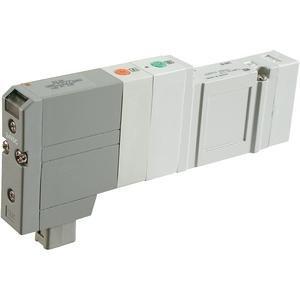 SMC SV4300-5W1U-04N valve - sv2000 solenoid valve, 5-port family sv2000 no size rating - valve, dbl sol, sub plate (Sol Sub)