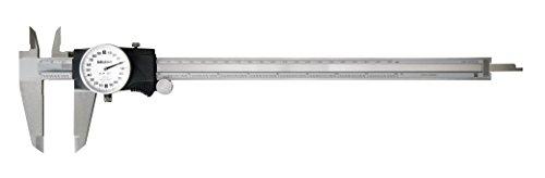Plastic Caliper Dial - Mitutoyo 505-749 Dial Caliper, 0.2