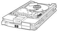 (72.8GB 15K SCSI U320 HDD)