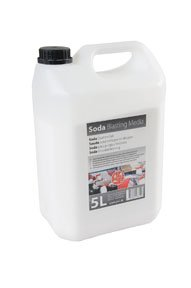 RBL Products Soda blasting Media, 5L Bottle (RBL-145151) (Soda Blast Abrasive)