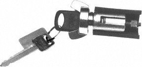 Motorcraft SW2424 Ignition Switch and Lock Cylinder ()