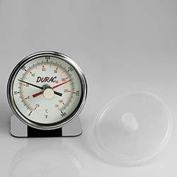 Bel-Art Products 61315-0000, Durac Maximum Bi-Metal Thermometer (Pack of 4 pcs)