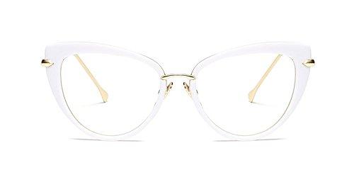 Ojo sol Gafas gato de sol Gran 07 Vendimia UV400 de las Caliente Gafas Vendible KINDOYO de la Alta Estilo Calidad tamaño de Mujer de del de pwYZxqI