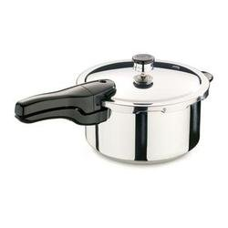 - Presto 4-Quart Stainless Steel Pressure Cooker
