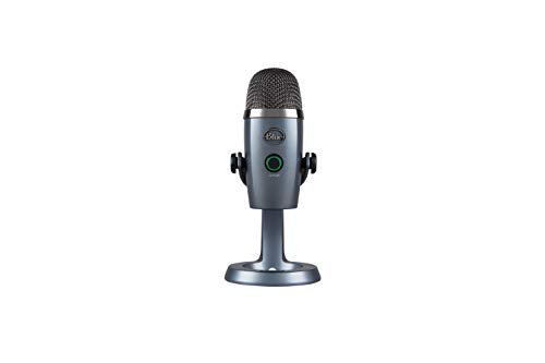 Blue Yeti Nano Premium USB Mic for Recording and Streaming - Shadow Grey