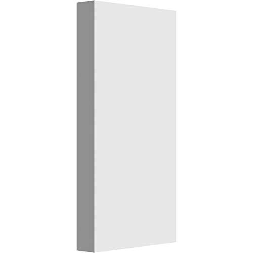 Ekena Millwork PBP025X050X050FOS00 Plinth Block, 2 1/2