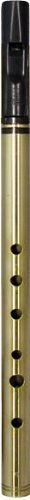 (Dixon Solid Brass Whistle D)